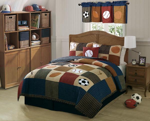 Bedroom Ideas Sports Bedding Toddler Bedroom Ideas