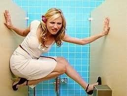 toilette per signora