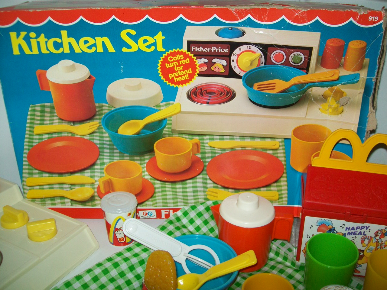 Fisher Price Toy Food : Presley s little people cooking time with fisher