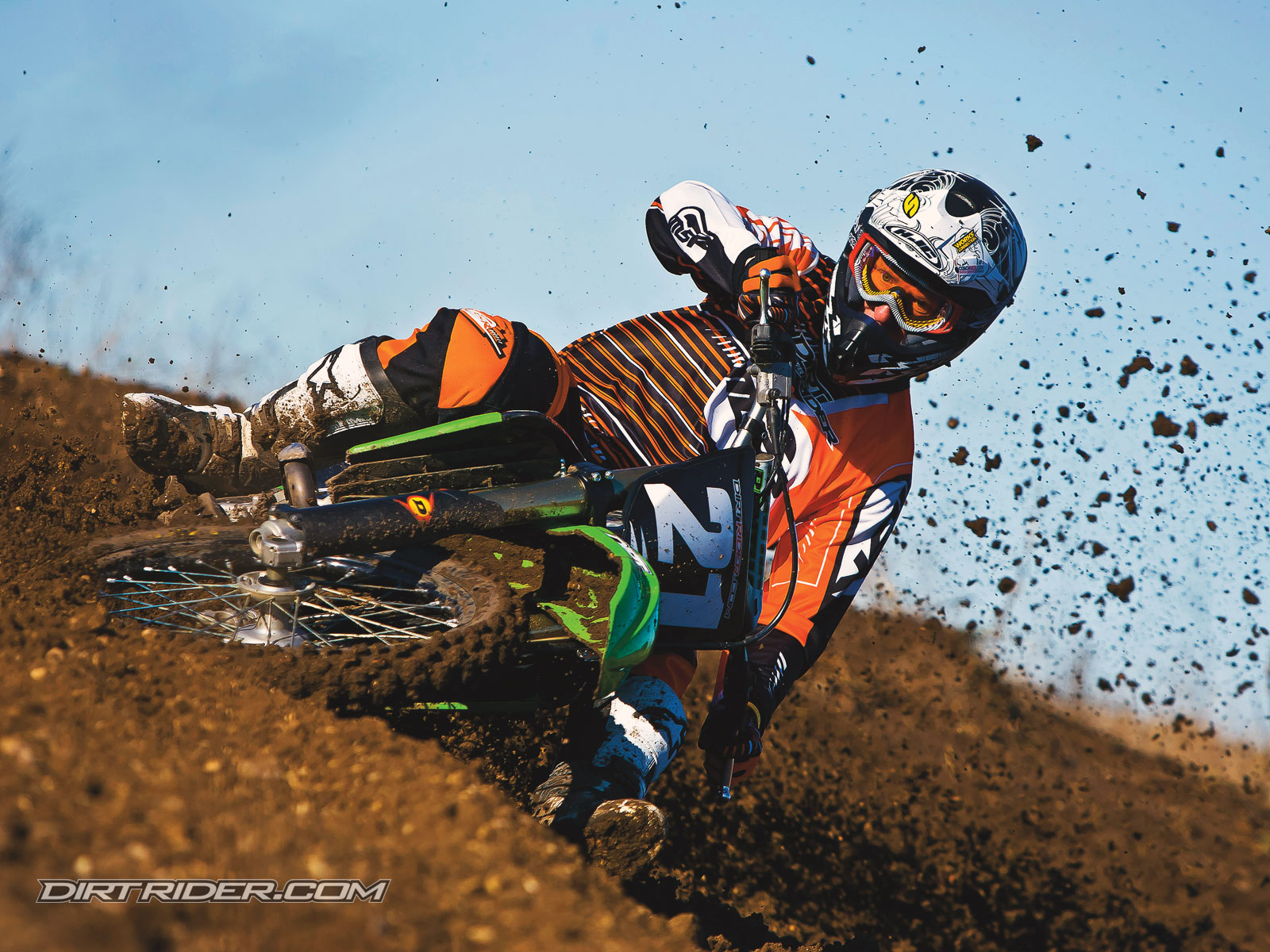 kawasaki dirt bikes wallpapers fashion world