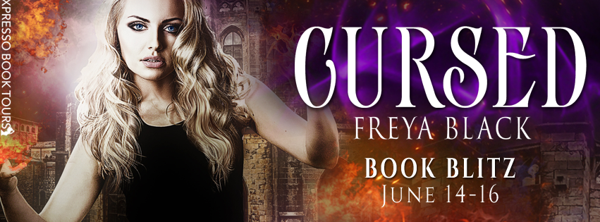 Cursed Book Blitz