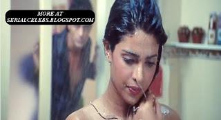 Priyanka Chopra In Bathroom