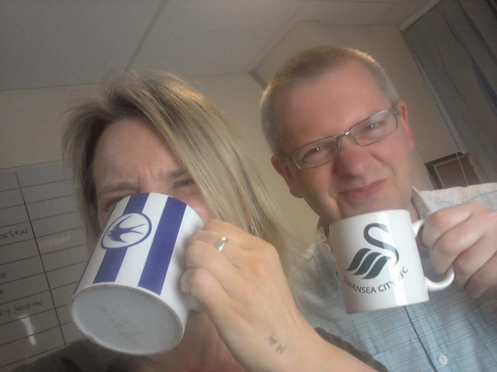 wales football team mugs