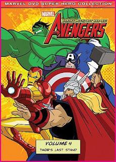 poster Biệt Đội Avengers