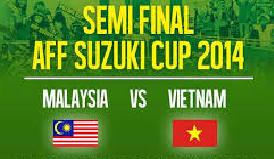 Malaysia Vs Vietnam 11 Disember 2014 Piala AFF Suzuki 2014