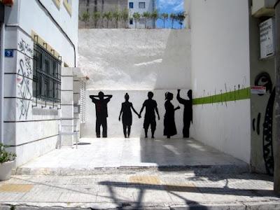 Grafitti in Gazi