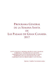 PROGRAMA DE LA SEMANA SANTA 2017