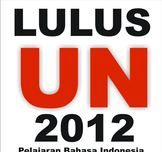 One All Students Soal Un Bahasa Indonesia Sd 2012