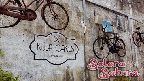 Kula Cakes by Lila Wadi, Kuantan, Pahang