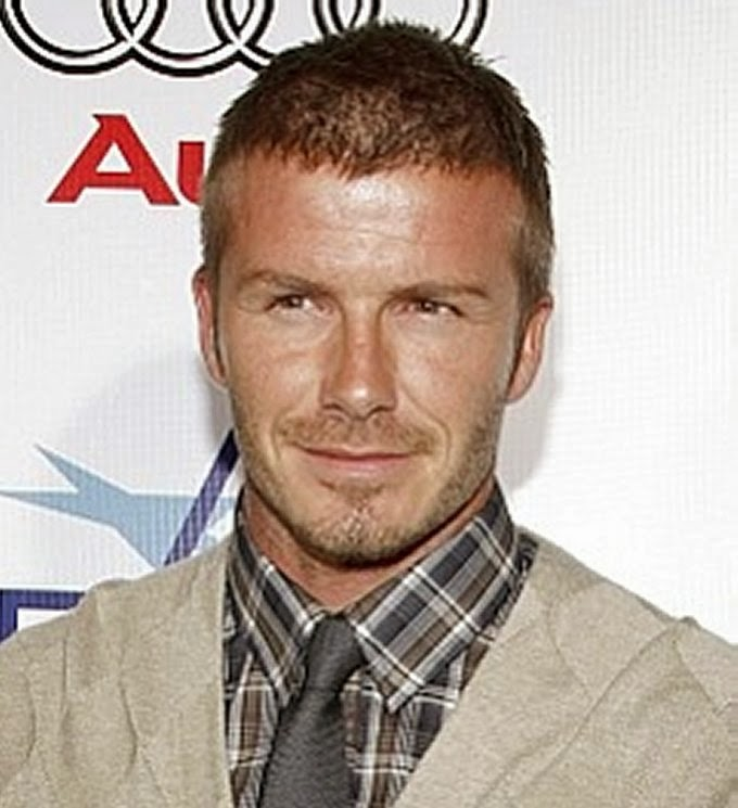 Crew Haircut Beckham