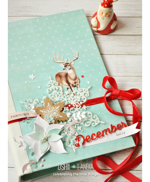 December Daily, czyli grudniownik