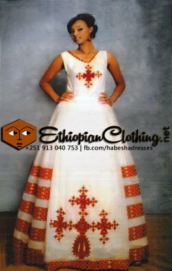 Traditional ethiopian wedding dresses traditional for Ethiopian traditional wedding dress designer