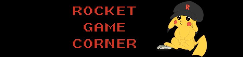 Rocket Game Corner