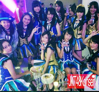 Lagu JKT48 - Ponytail To Shushu (Ponytail to Chou-chou)
