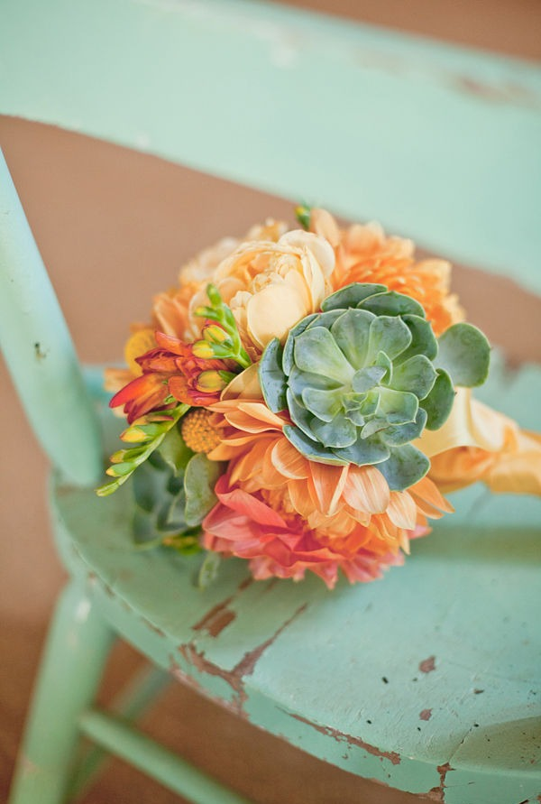 The Curious Fish: .:::.Wedding Colors.:::.