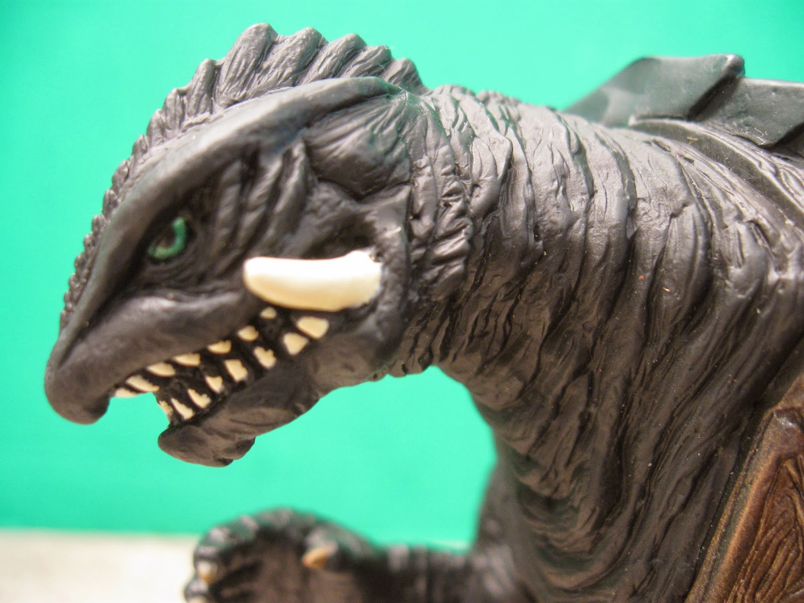 The Toyseum Gamera Bandai Vinyl
