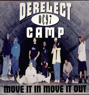 Derelect Camp – Move It In Move It Out (VLS) (1997) (VBR)