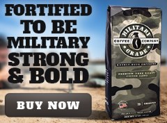 Get Military Grade Coffee!