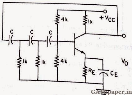 Index197 also P60 likewise Oscillator Design besides How To Shift The Dc Level Of Positive Going Op   Input Signal Into The Negativ additionally Oscillator Design. on phase shift oscillator