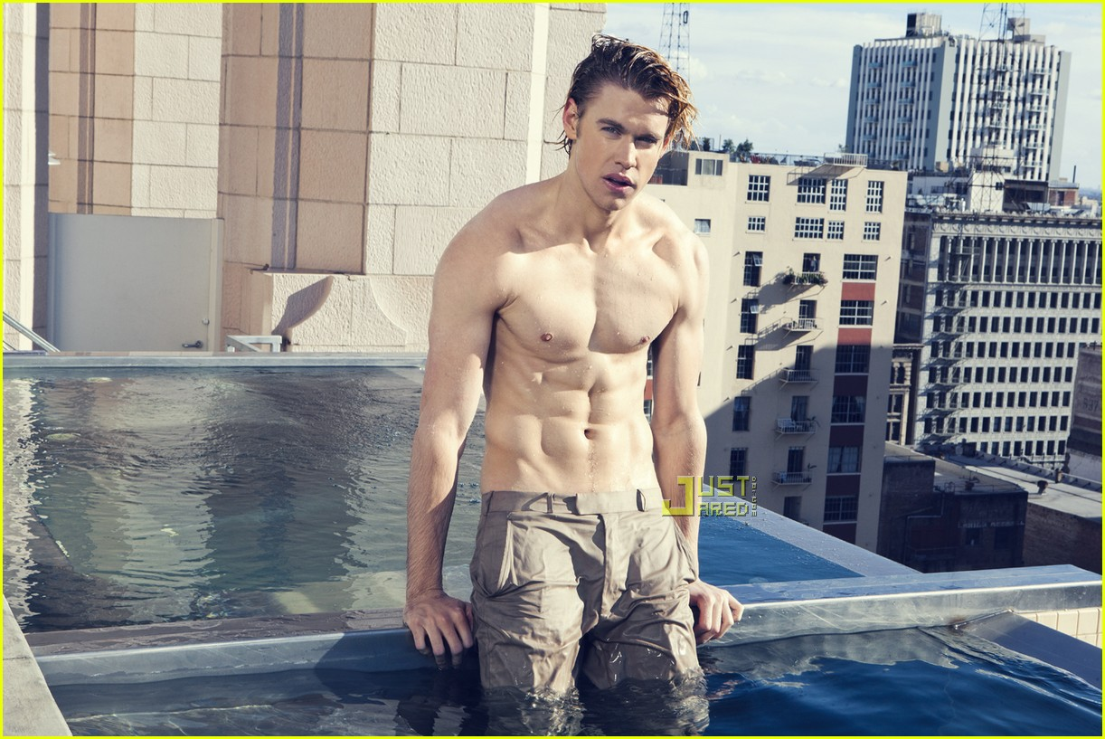 Famous Male Celebs: Chord Overstreet