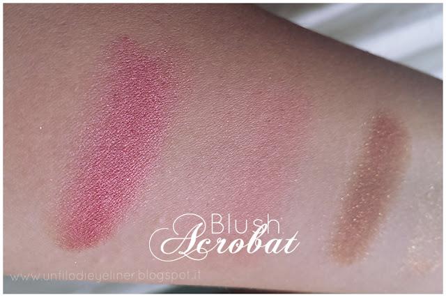 Art Circus - Neve Cosmetics Acrobat Swatch