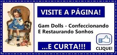"CURTAM A PÁGINA DE ""GAM DOLLS""!"