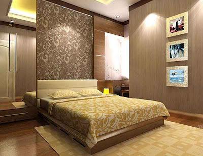 Contoh Desain Interior Kamar Utama - Gambar 05