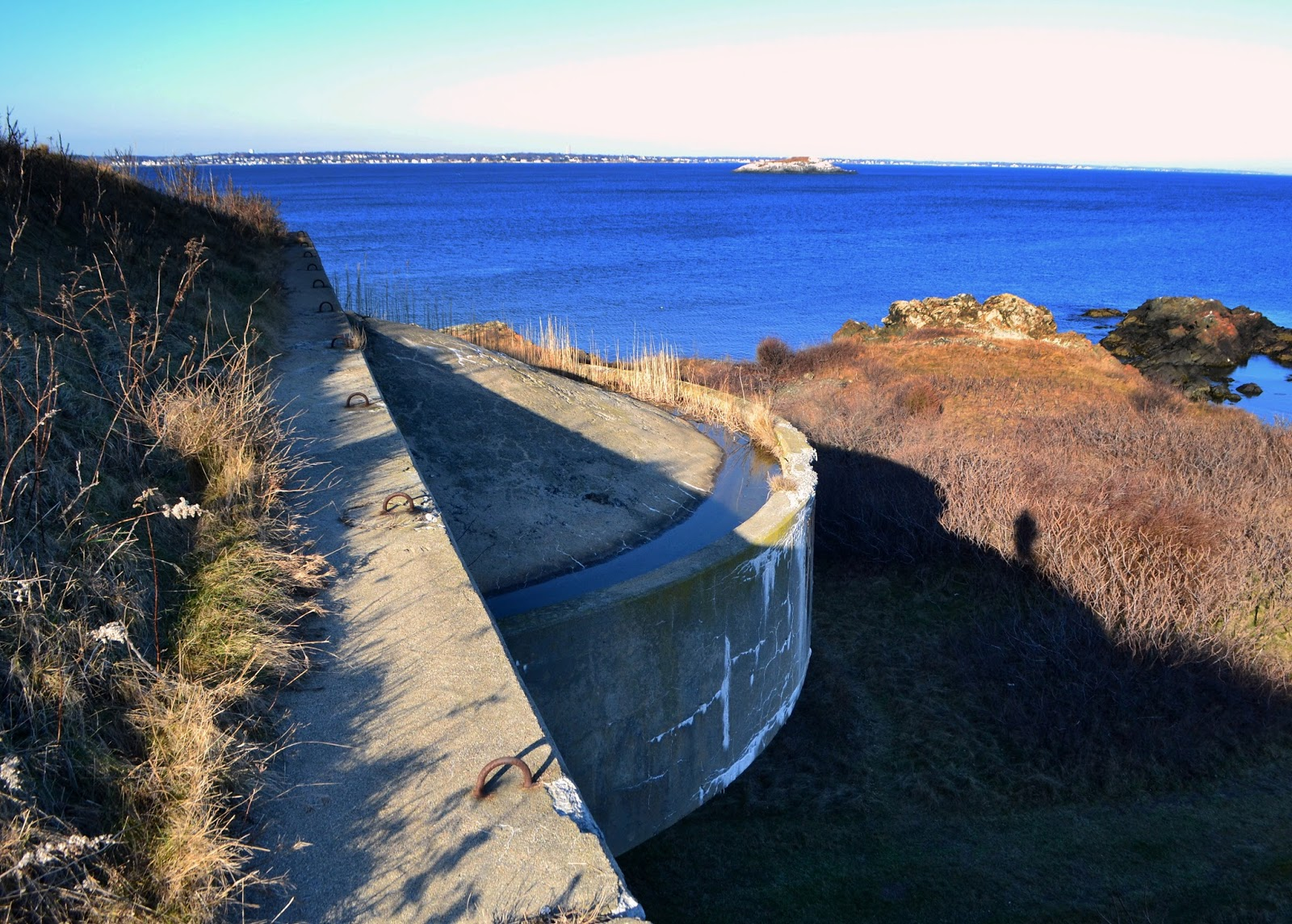 Battery Murphy - East Point, Nahant, Massachusetts