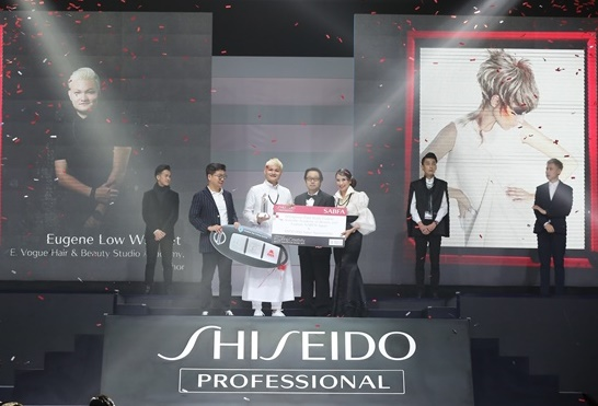 Shiseido Professional, Beauty Innovator Award 2015, BIA2015, haircare, styling, makeup, fashion trends, 1910, 1940 looks