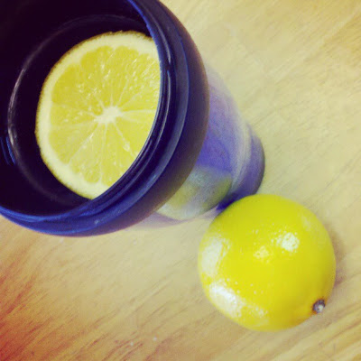 Lemon Water