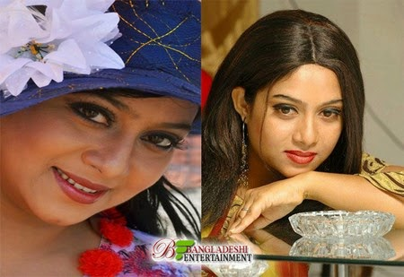 Bangladeshi Film actress Shabnur