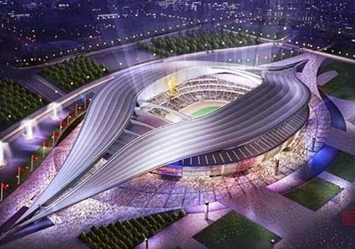 Bentuk Atau Desain Stadion Mirip Vagina di Qatar