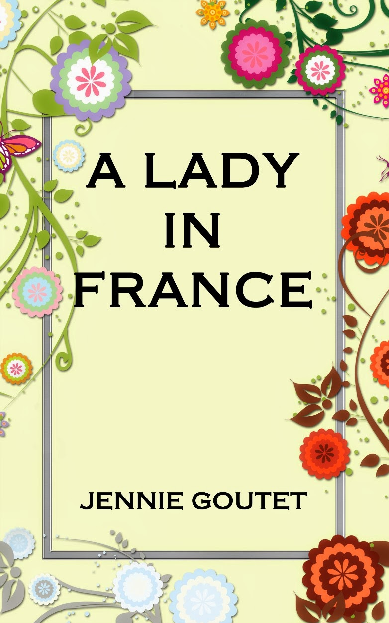 A Lady In France Book Cover