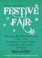 Festive fair 2014