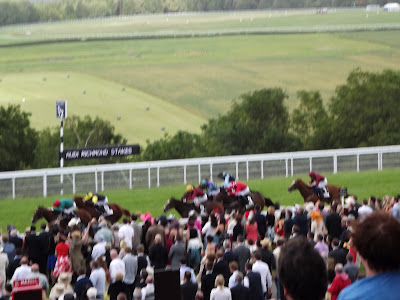 Heavy Metal and Master of War at Glorious Goodwood