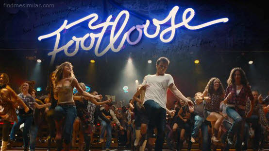 Movie Like Pitch Perfect: Footloose (2011)