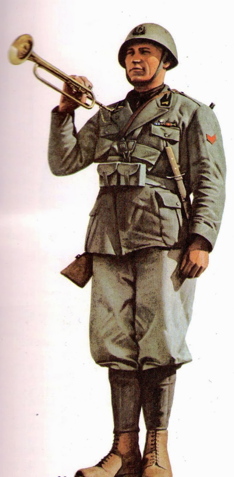 Uniformologia unformologia italia ii guerra mondiale la for Decorati 2 guerra mondiale