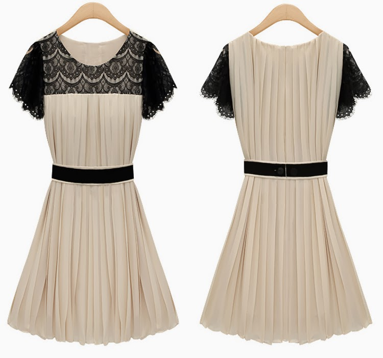 http://www.koees.com/koees-6296-Openwork-crochet-lace-chiffon-dress-with-belt-9013.html