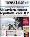 Prensa Libre 13 abril