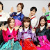 More of T-ara's pictures wearing their Hanboks