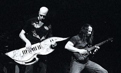 John Petrucci & Jordan Ruddess