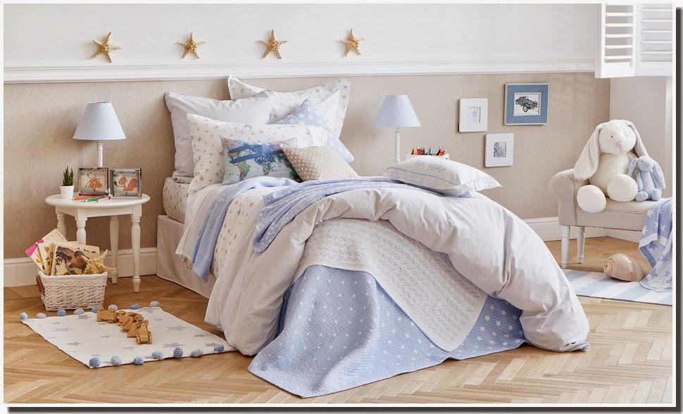 Nassima home collection linge de lit zarahome kids - Collection bouchara linge de lit ...