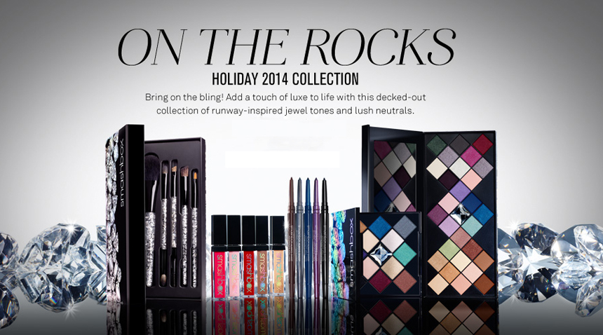 Smashbox On The Rocks Makeup Collection for Holiday 2014