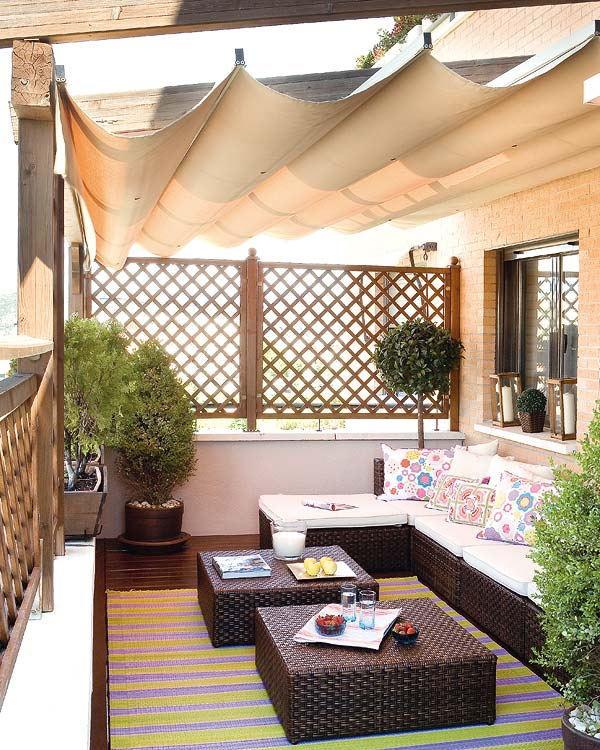 Cool Apartment Balcony Ideas