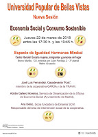 Economía Social y Consumo Sostenible