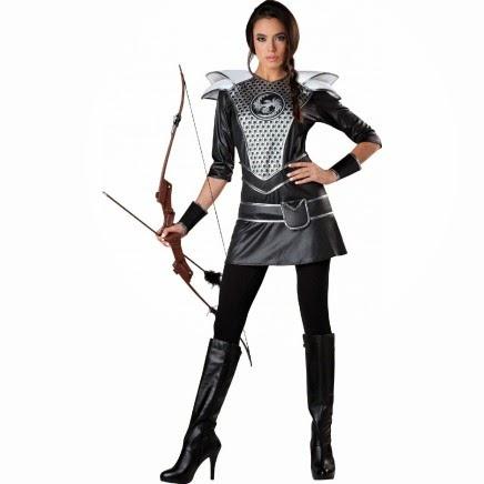 Disfraz de Katniss Los Juegos del Hambre