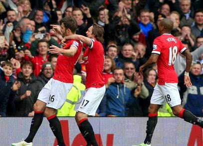Manchester United vs Tottenham Hotspur 3-0 VIDEO Gol