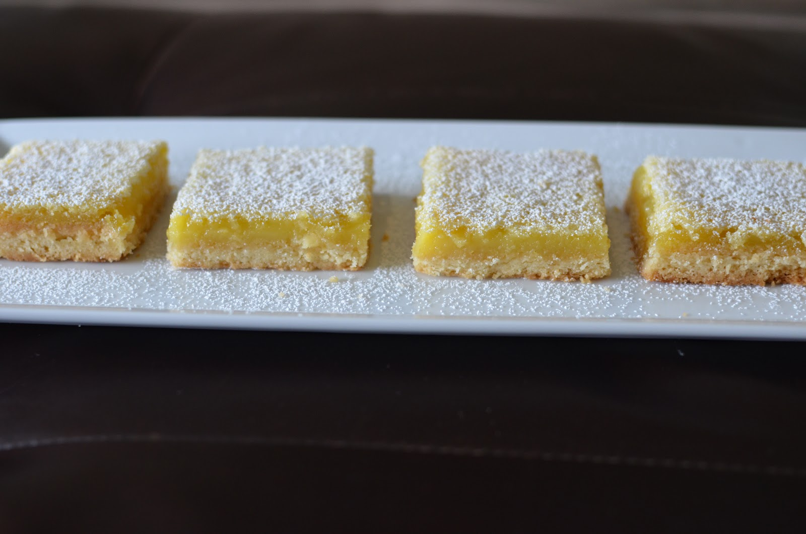 Lemon Bars Yellow Cake Mix