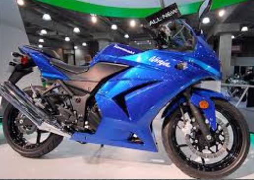 kawasaki ninja 250 cc