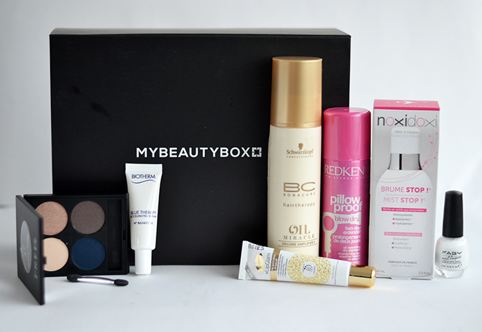 my beauty box settembre